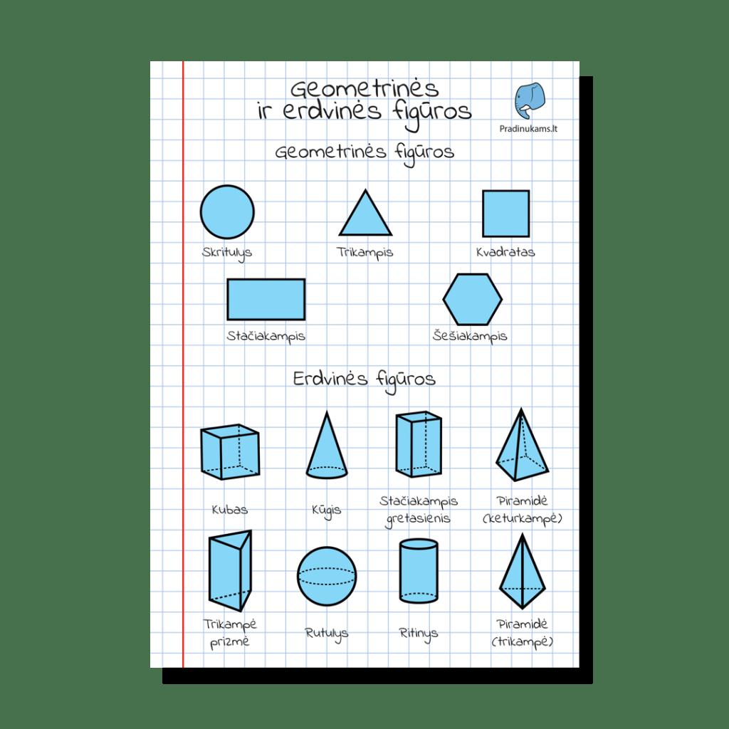 geometrines-erdvines-figuros